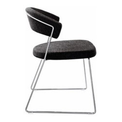 Calligaris - Calligaris | New York Side Chair - Design by Lupo Design.