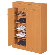 Modern Shoe Storage by olejostores.com