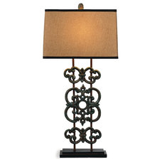 Traditional Table Lamps by BASSETT MIRROR CO.