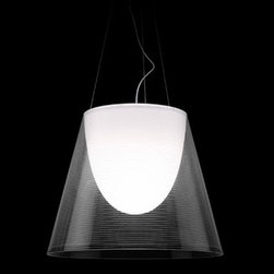 Flos - Flos | KTribe S3 Suspension Light - Design by Philippe Starck, 2005.