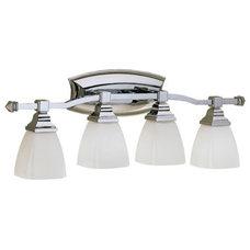 Modern Bathroom Lighting And Vanity Lighting by Bellacor
