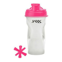 Fit & Fresh - Fit and Fresh Jaxx Shaker 28  oz. - If you're committed to a healthier lifestyle, you need the right tools to help you stick to it and achieve success. The Fit and Fresh Jaxx Shaker can play an important role in your wellness plans by making it easier for you to drink protein shakes.
