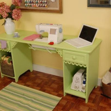 Traditional Desks And Hutches by ALLBRANDS