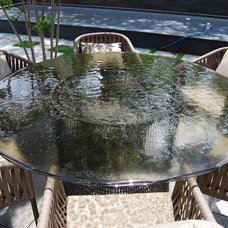 Contemporary Table Tops And Bases by Glassworks, Inc.