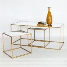 Modern Side Tables And Accent Tables by The Well Appointed House