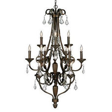 Traditional Chandeliers by Steve Wong