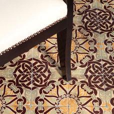 Mediterranean Dining Room by Filmore Clark