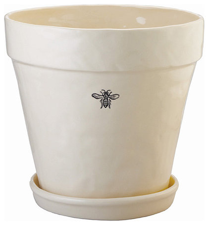 Contemporary Indoor Pots And Planters by Overstock.com