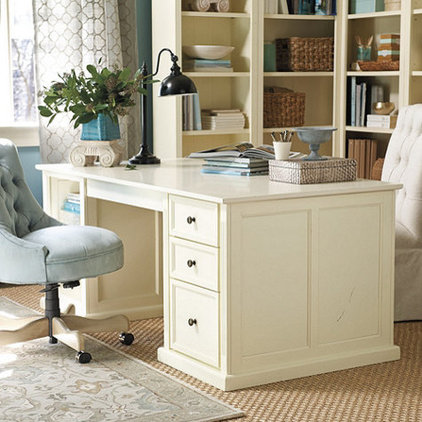 Home office ideas - Ballard design home office ...