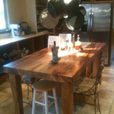 Contemporary Kitchen Islands And Kitchen Carts by Impact Imports