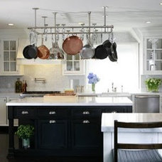 Traditional  White Kitchens