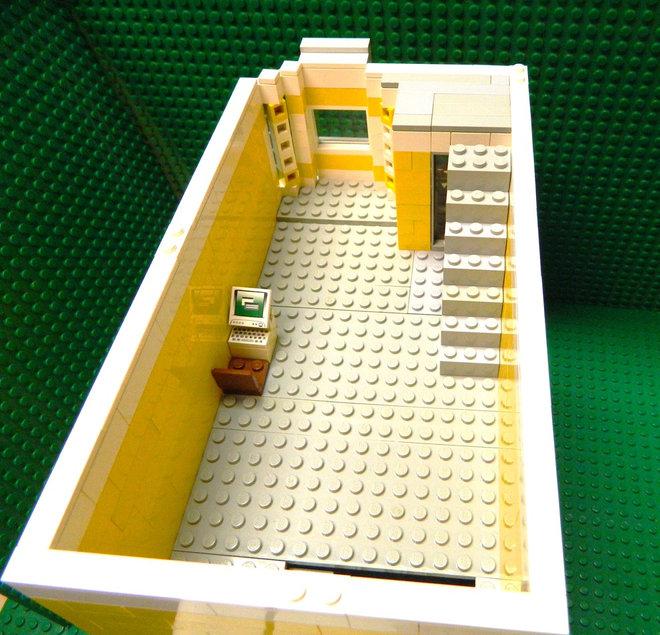 making a lego house: making a lego house