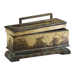 Cyan Design - Primitive Box - Primitive box - multi-color