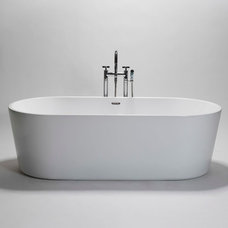 Modern Bathtubs by Blu Bathworks