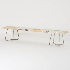 Contemporary Indoor Benches by Anthropologie