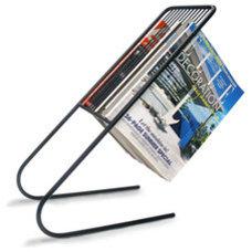 Contemporary Magazine Racks by Hidden Art