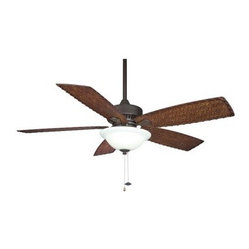 Fanimation FP8011OB Cancun 52 in. Indoor Ceiling Fan - Oil Rubbed Bronze