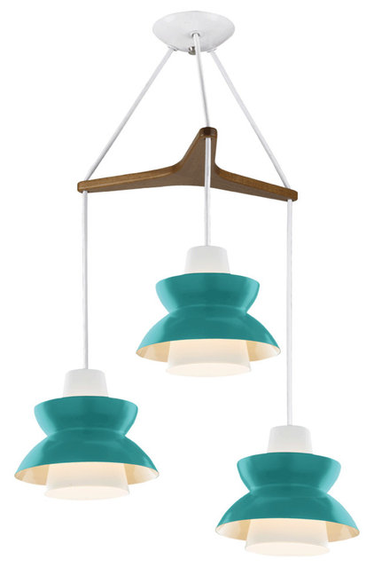 Eclectic Chandeliers by Rejuvenation