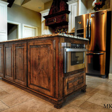 Traditional Cabinet And Drawer Organizers by MK Homes