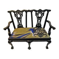 Custom Chairs and Furnishings - sold