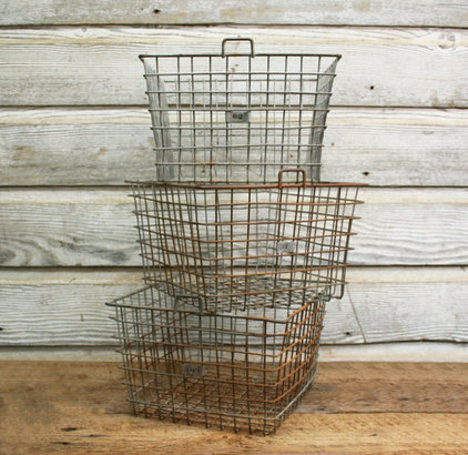Traditional Baskets by Etsy