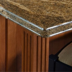 Ogee Edge Profile - Kitchen counter with ogee edge trim