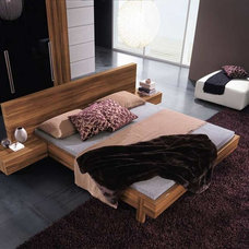 Modern Beds Gap Modern Platform Bed By Rossetto