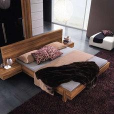 Modern Beds Gap Modern Platform Bed By Rossetto