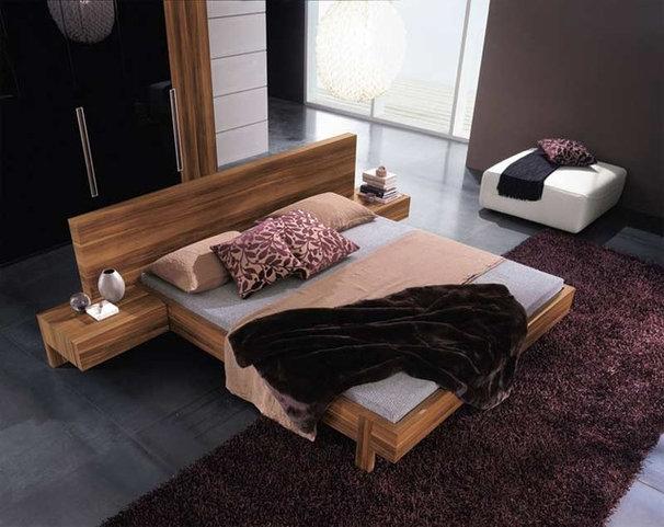 Modern Platform Beds Gap Modern Platform Bed By Rossetto