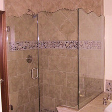 Traditional Shower Doors by View Point Windows, Inc.
