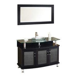 Fresca - Fresca Contento 43-Inch Modern Bathroom Vanity - Big, bold ...