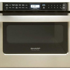 Microwave Ovens Sharp Microwave Drawer - Microwave oven