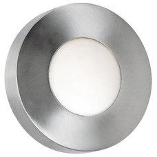 "Burst Aluminum 8"" High Round Outdoor Wall or Ceiling Light"