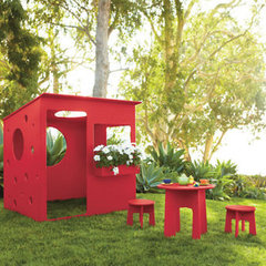 contemporary outdoor playsets by Room &amp; Board