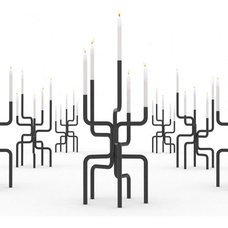 Modern Candles And Candle Holders by NOVA68