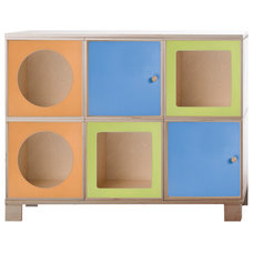 Contemporary Toy Storage by ViaBoxes