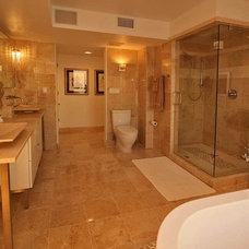 Traditional Bathroom by Pathfinder Group Designs Inc.