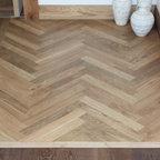 Natural Herringbone Oak 70 - Forte Flooring