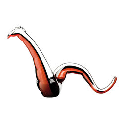 Riedel - Riedel Twenty Twelve Decanter, Red - Hand made, mouth blown lead Crystal decanter.  Made in Austria. Hand wash.