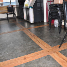 Contemporary Vinyl Flooring by Lynette's Floors