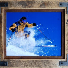 Contemporary Picture Frames by MyBarnwoodFrames