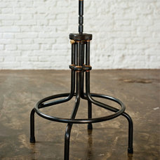 Industrial Chairs by Dynamic Home Decor
