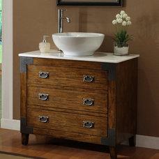 Bathroom Vanities And Sink Consoles BATHROOM