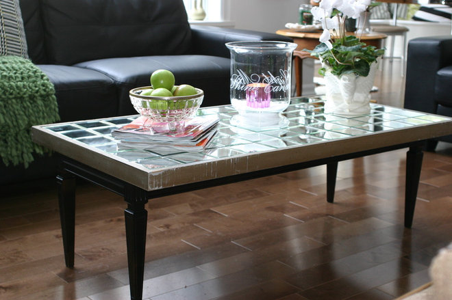 Eclectic Coffee Tables by Julie Loves Home