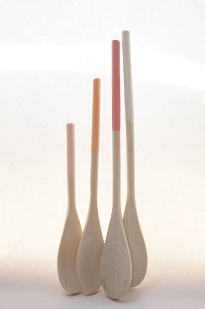 Contemporary Cooking Spoons by Etsy