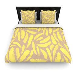 Ruffled Winds Duvet Cover - Tuck in at night with the machine-washable Ruffled Winds Duvet Cover. This warm and cozy duvet cover makes an amazing visual centerpiece for your bedroom or guest room.