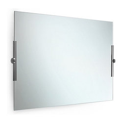 "WS Bath Collections - Speci 56686 Adjustable Mirror 32.3"" x 19.7"" - Speci 56686 Adjustable Mirror"