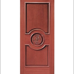 Carved and Mansion Entry Doors Model # 8 - Our Carved and Mansion doors are hand carved by master craftsman.  They will certainly add to the wow factor of any entrance exterior or interior.  The doors are Mahogany and can be stained and finished in a variety of colors to complement your homes beauty.  You may also like our International collection which is inspired by world design.
