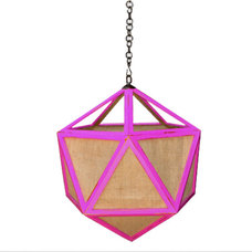 Contemporary Pendant Lighting by Furbish