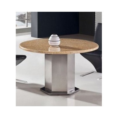 Siena Marble Modern Dining Table